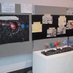 Projeto dos 5 anos exposto no Planetário Calouste Gulbenkian